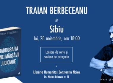 Traian Berbeceanu, un cunoscut polițist te invită să afli cum arată cealaltă parte a poveștii