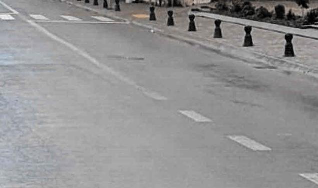 AVRIG: Primăria face educaţie rutieră cu stâlpişori