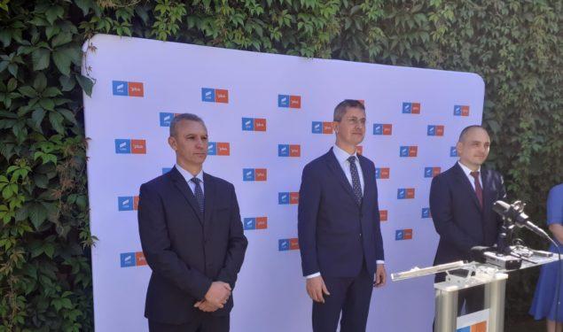 USR-Plus a lansat candidaţii la Primăria Sibiu şi Consiliul Judeţean