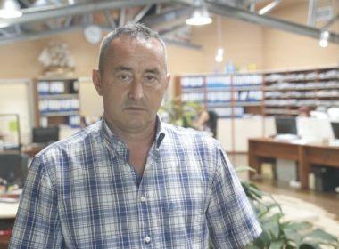 """Proprietarul Trans Agape despre Adrian Bibu: """"Sibiul are nevoie de un suflu tânăr!"""" (PE)"""