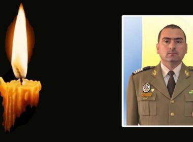 Militarul sibian, diagnosticat cu COVID-19, a încetat din viață