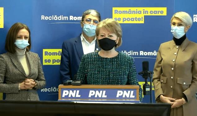 Astrid Fodor îndeamnă sibienii să voteze PNL