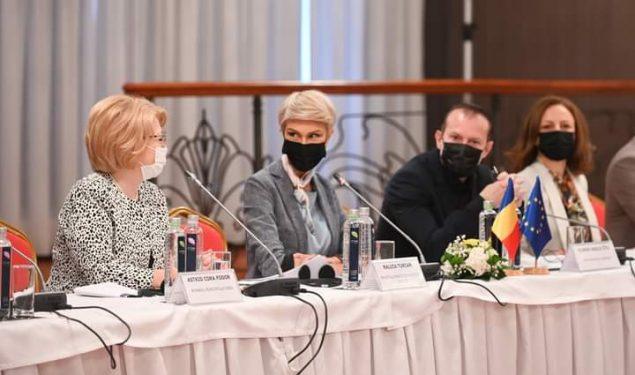 """Florin Cîțu sprijină proiectul de construire a unui nou spital la Sibiu: """"Mai mult decât mi-l asum, este inclus în PNRR"""""""