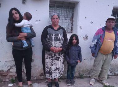 DISPERARE: O familie cu 7 copii a rămas pe drumuri