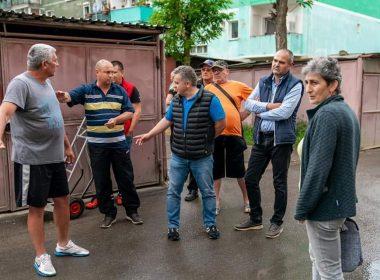 MEDIAȘ: Lucrări importante pe strada Bucium. Primarul a invitat locatarii la dezbatere