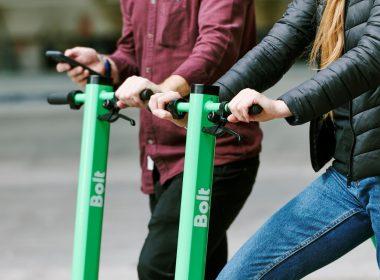Bolt sprijină proiectele de mobilitate urbană ale Primăriei Sibiului, din cadrul Săptămânii Mobilității Europene