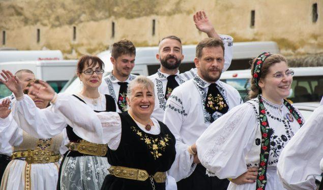 CRISTIAN: Marea întâlnire a saşilor din Transilvania