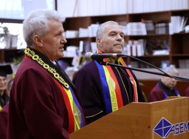 Constantin Chiriac – doctor honoris causa al Academiei de Științe Economice din Moldova