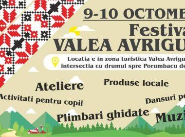 Mâncare gustoasă, muzică bună și ateliere interactive la Festivalul Valea Avrigului