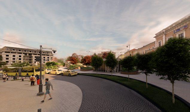 Parcarea subterană din Piața Gării și coridorul pietonal dintre Piața Gării și Piața Mare, mai aproape de realizare