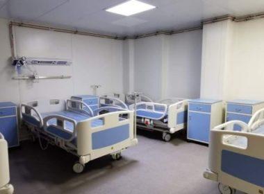 Spitalul Județean Sibiu a suplimentat cu 10, numărul de paturi pentru internarea pacienților infectați cu coronavirus